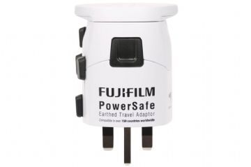 Fujifilm World Travel Adapter PowerSafe Earthed